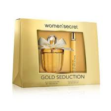 Buy <b>Women Secret Gold Seduction</b> Gift Set EDP 100ml + Mini ...