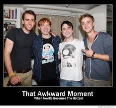 That Awkward Moment Meme | WeKnowMemes via Relatably.com