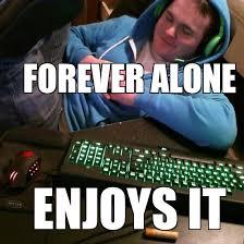 Forever a Gamer - WeKnowMemes Generator via Relatably.com