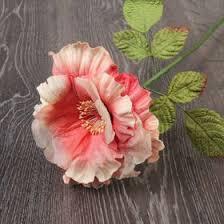 """<b>Декоративный цветок</b> """"Сказочная роза"""", бело-<b>розовый</b> (1475494 ..."""