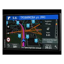 <b>Автомобильный навигатор Garmin</b> DriveSmart 61 RUS LMT ...