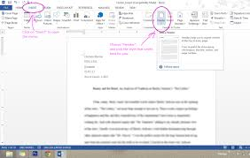 mla txstatewritingcenter click here to view an example on how to insert a header click here to see instructions on how to set your header to only remain on the first page