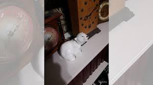 Фарфоровая статуэтка <b>Мишка</b> лфз купить в Тюменской области ...