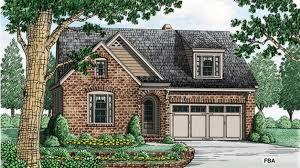Adorable Brick Cottage HWBDO   Cottage from BuilderHousePlans comPrev Front  HP  Next  Adorable Brick Cottage Zoom Reverse