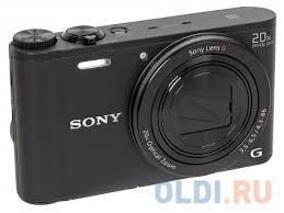 <b>Фотоаппарат Sony DSC</b>-<b>WX350</b> (DSCWX350B.RU3) <b>Black</b> ...