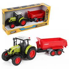 <b>Трактор</b> с прицепом Farmland 1:16 <b>Drift</b> — купить в Москве в ...