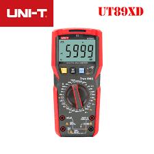 Купить Оптом <b>UNI T</b> UT89XD / <b>UT89X</b> True TRMS 20A ...