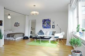 ideas studio apartment inspiring all in one room apartment in stockholm