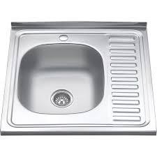 <b>Мойка кухонная Melana</b> 097 t MLN 6060 L/R накладная 0,8/180 ...