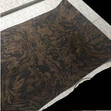 GREENLAND Yellow Camphor Burl Red Color Craft Paper Wood ...