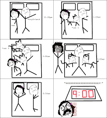 Bed sharing rage. via Relatably.com