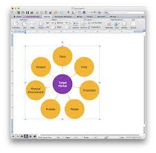 what is a circle spoke diagram   circle spoke diagrams   how to    circle spoke diagram in ms word