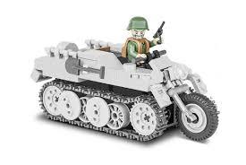 <b>Конструктор COBI</b> Грузовой Kettenkrad HK-101 COBI-2168 ...