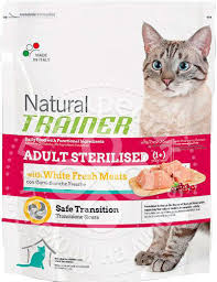 Купить <b>Сухой корм</b> для кошек <b>Trainer Natural</b> Adult Sterilised ...