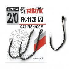 Fanatik <b>Крючок Fanatik Cat fish/Com</b> FK-1126 2/0 (FK-1126-2_0 ...