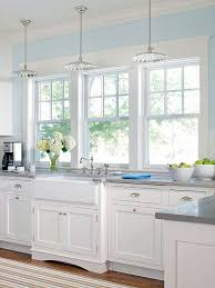 white kitchen decor ideas gorgeous white kitchen makeovers and great tips and ideas of how blue cabinet kitchen lighting