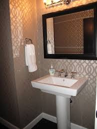 image bathtub decor: bathroomtiny guest bathroom with glass mosaic tiles on corner shower room fabulous small guest