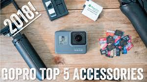 Top <b>GoPro</b> 2018 <b>Accessories</b>: My Go To Favorites! - YouTube