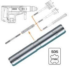 Купить Адаптер <b>SDS Max</b>-<b>SDS Max Makita</b> 190 мм (<b>P</b>-<b>53914</b>) в ...