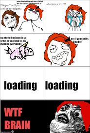 RageGenerator - Rage Comic - WTF BRAIN via Relatably.com