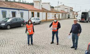 Arronches: Freguesia de Esperança recebeu técnicos do Município