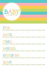doc 400288 templates baby shower invitations resume template indesignbest 10 baby shower printables templates baby shower invitations