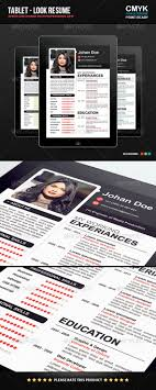 best images about cv infographic resume tablet look resume resumes stationery