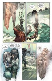 the dark crystal creation myths volume ii preview nerdspan dark crystal v2 preview pg1