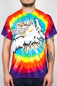 Футболка <b>MISHKA</b> Destroy Cloud Tie Dye Tee (Rainbow Sphere ...