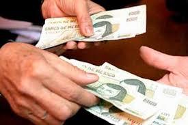 Resultado de imagen para pagar dinero