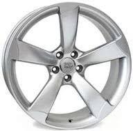 Alumiinivanne <b>WSP Italy Giasone</b> W567 Hyper Silver | <b>9x20</b> | <b>5x112</b> ...
