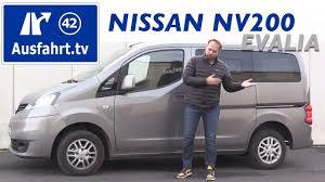 2016 <b>Nissan NV200 Evalia</b> 1.5 dci Tekna - Fahrbericht der ...