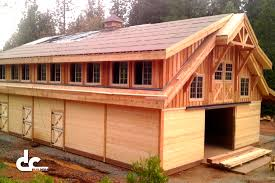 Barns   Living Quarters   Plans  amp  Designs   DC BuildersApartment Barn In Oroville  California