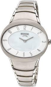 Купить <b>женские часы Boccia Titanium</b> - цены на часы на сайте ...