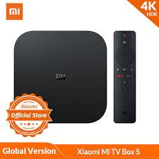 <b>Global Version Xiaomi Mi</b> TV Box S 4K HDR Android TV Streaming ...