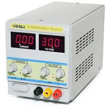 Лабораторный <b>блок питания Yihua PS</b>-3010D 10 ампер ...