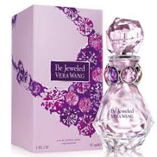 <b>Vera Wang Be Jeweled</b> perfume - fruity floral fragrance for women