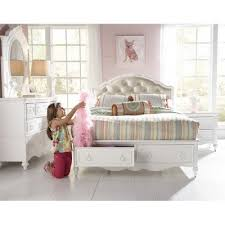 Princess Room Furniture SweetHeart Princess Bedroom Set W Storage Bed Room Furniture