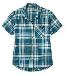 <b>Beach</b> Cruiser <b>Summer</b> Shirt, <b>Short</b>-Sleeve Plaid
