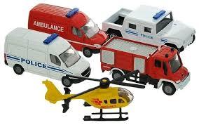 Купить <b>Набор</b> машин <b>Siku Спасательная техника</b> (6289) 1:87 по ...