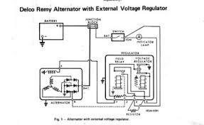 delco remy si alternator wiring delco image delco remy cs130 alternator wiring diagram images delco remy on delco remy 10si alternator wiring