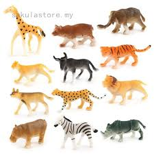 1Simulation Wildlife/<b>Zoo</b>/<b>Farm Animal</b> Model Figure Kids Toy ...