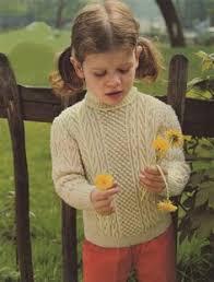 <b>Childrens</b> 100% Merino Wool <b>Button Cardigan</b> by Carraig Donn ...