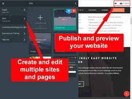 and easy website creator previous next close