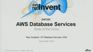 amazon dynamodb developer resources aws dat320 aws database services state of the union