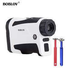 <b>BOBLOV LF600G</b>/<b>LF600AG</b> 600M <b>Golf</b> Laser <b>Range</b> finder JOLT ...