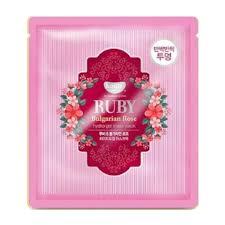 <b>Гидрогелевая маска Koelf</b> Ruby & Bulgarian Rose Hydrogel Mask ...