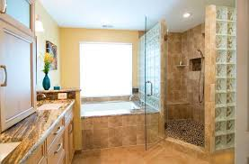 features and properties of glass blocks ample shower room