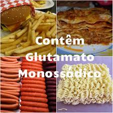 Resultado de imagem para glutamato monossódico
