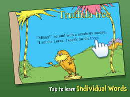 the lorax dr seuss for ipad digital storytime s review the lorax dr seuss